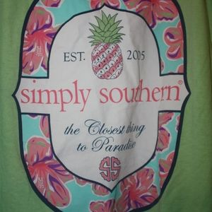 "Simply Southern ""The Closest Thing to Paradise"" L"